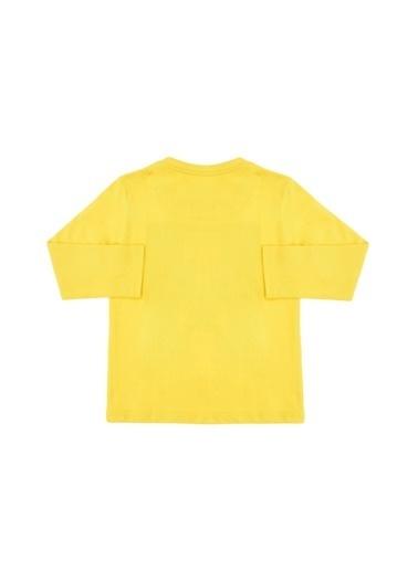 Losan Tişört Sarı